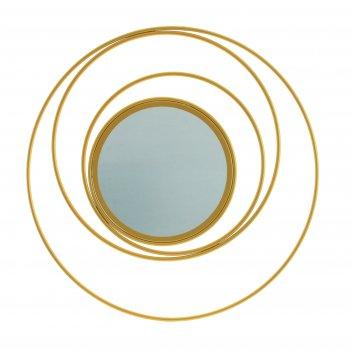 Зеркало настенное, l56 w1,2 h56 см