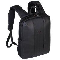 Рюкзак для ноутбука 14-15 rivacase 8125 40*29*7см, исскуственная кожа, пол