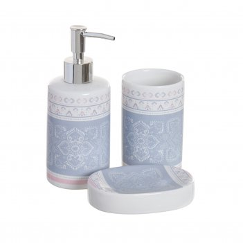 Набор для ванной комнаты ethnic