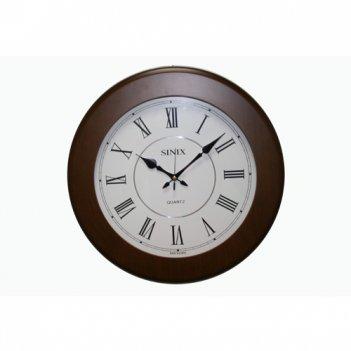 Часы настенные sinix 1068wr