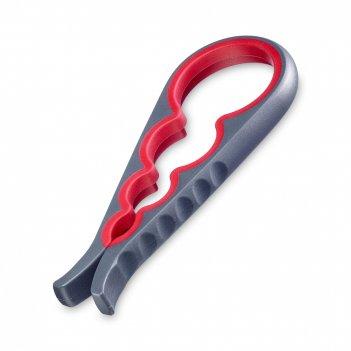 Открывалка для винтовых крышек, 4 диаметра, материал - пластик, серия plas