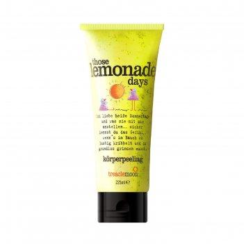 Скраб для тела treaclemoon «домашний лимонад», 225 мл
