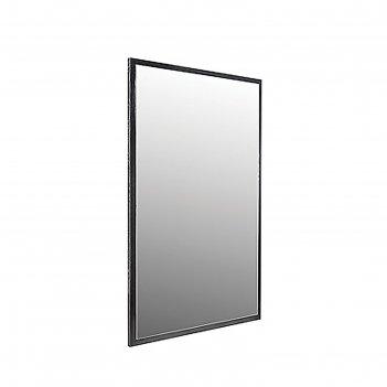 Зеркало эконом, цвет чёрный