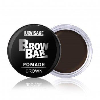 Помада для бровей luxvisage brow bar, тон 03, 6 г