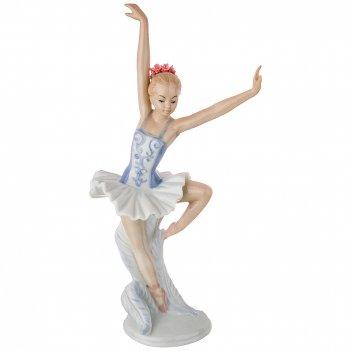 Статуэтка балерина 11*8,5 см высота=27 см (кор=6шт.)