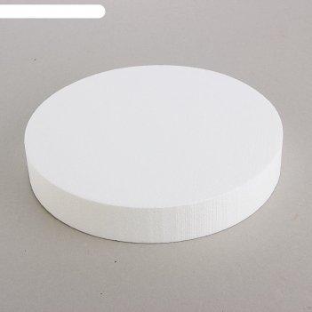 Флористическая основа диск, 30 х 5 см