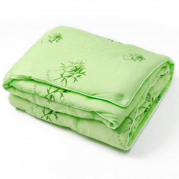 Одеяло экономь и я бамбук 170*205 см,бамбуковое волокно, чехол п/э