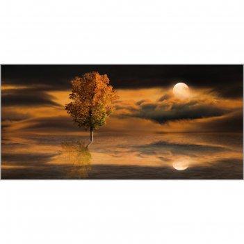 Алмазная мозаика «магия ночи» 95x45 см, 38 цветов