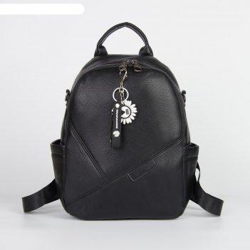 Рюкзак молод l-0959, 23*13*33, отд на молнии, н/карман, 2 бок кармана, стр
