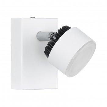 Светильник armento 1x6вт led белый 6x6x10см
