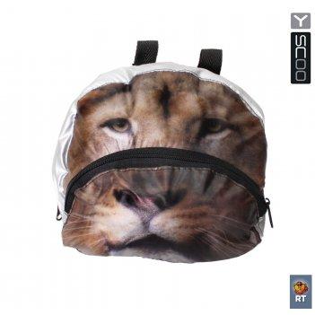 Сумка-чехол для самоката y-scoo bag лев