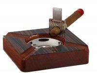 Пепельница для сигар california с гильотиной, 16 ? 29 ? 5 см