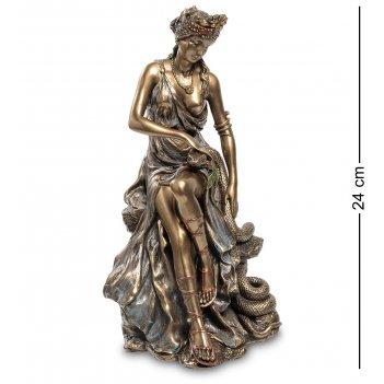 Ws-890 статуэтка «гигиея - богиня здоровья»