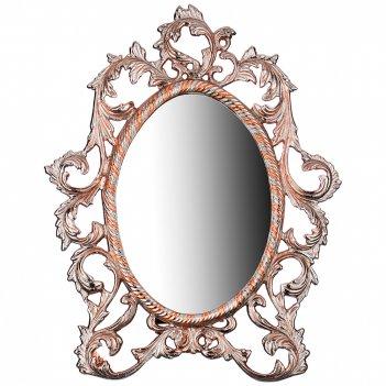 Зеркало настольное 40*31 см (кор=10шт.)