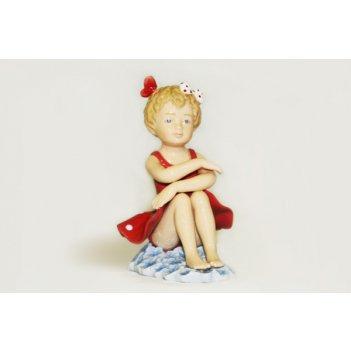 Статуэтка балерина (в красном платье)