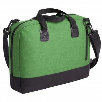 Сумка для ноутбука unit bimo work, зеленая