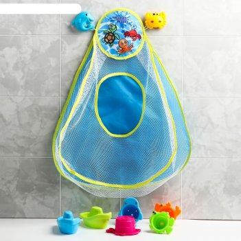 Набор игрушек для ванной, 9 предметов