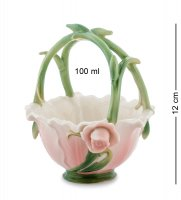 Fm-08/ 2 корзинка роза (pavone)