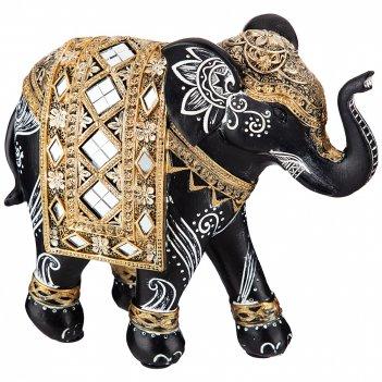 Фигурка слон 19*8*16 см. коллекция чарруа (кор=18шт.)