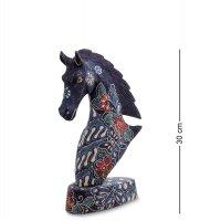 10-015-03 фигурка лошадь (батик, о.ява) бол 25см