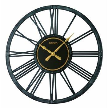 Настенные большие часы seiko qxa764kn