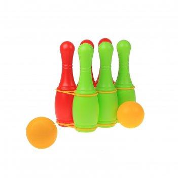 Кегли и шарики