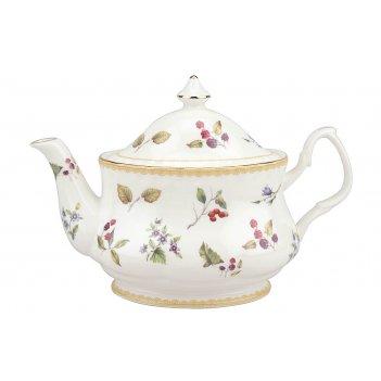 чайники из костяного фарфора