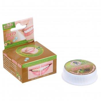 Зубная паста с экстрактом нони 5 star cosmetic травяная, 25 г