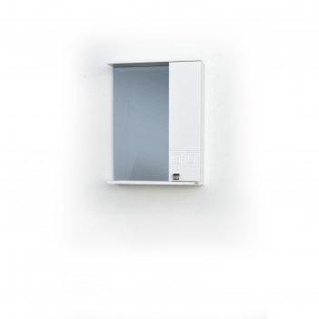 Шкаф-зеркало этно 60 правый