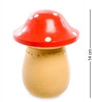 Ad-sa-648 сувенир гриб большой, 13 см.