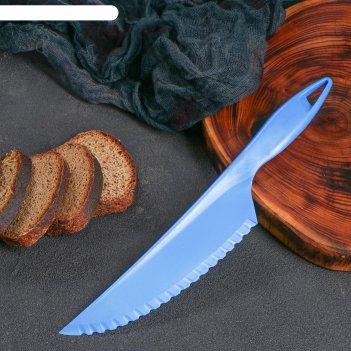 Нож для хлеба, 30 см микс