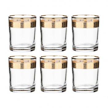 Набор стаканов для воды истамбул греция из 6 шт....
