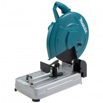 Пила монтажная makita lw1400, 2200 вт, 3800 об/мин, диск 355х25.4 мм, рез-