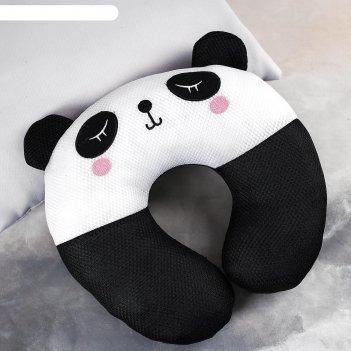 Подголовник панда