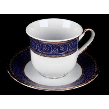 Набор для чая констанция 628000(чашка155мл.+блюдце) на 6перс.12пред. выс