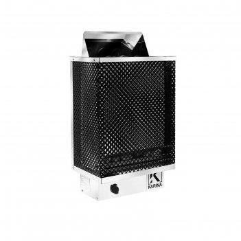 Электрическая печь karina optima 2.5, нержавеющая сталь
