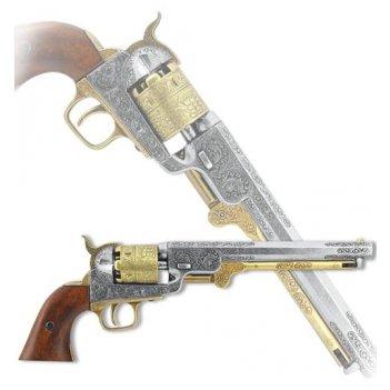 De-1040-l револьвер сша, 1851 г.