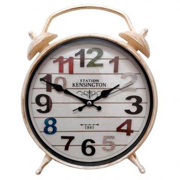 Настенные часы в виде будильника galaxy d-300-8