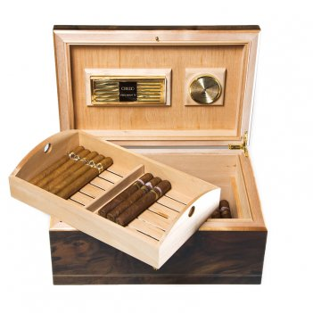 Gig hum 2  хьюмидор на 120 сигар от giglio, италия