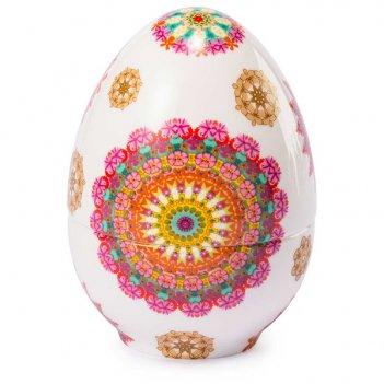 Шкатулка 15см яйцо