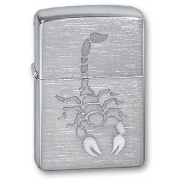 200_scorpion зажигалка zippo