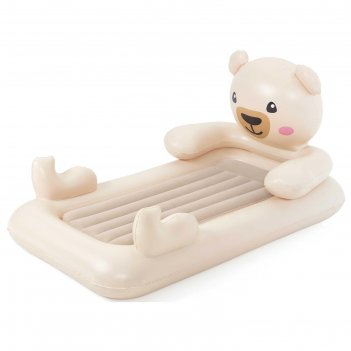 Кровать надувная «мишка», 188 x 109 x 89 см, 67712 bestway