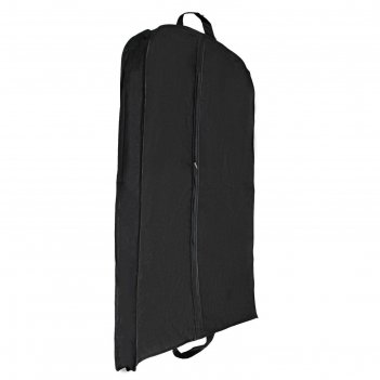 Чехол для одежды зимний 120х60х10 см, цвет черный