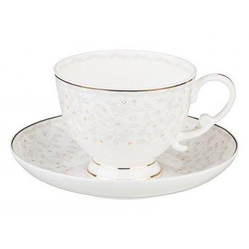 Чайный набор на 1 персону 2 пр.вивьен 300 мл.