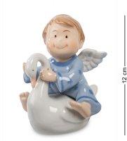 Cms-11/31 фигурка ангелочек-мальчик (pavone)