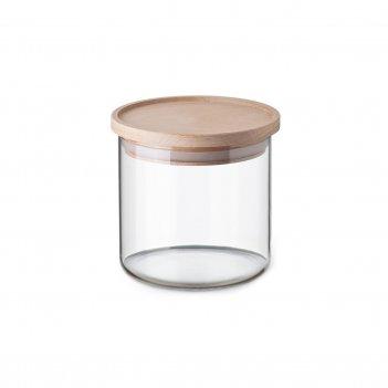 Банка для сыпучих продуктов с крышкой simax 0.5 л
