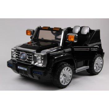 Электромобиль mercedes gl a777mp цвет черный новинка 2014 года