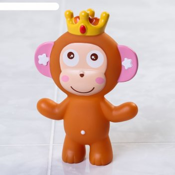Игрушка для ванной «обезьянка»