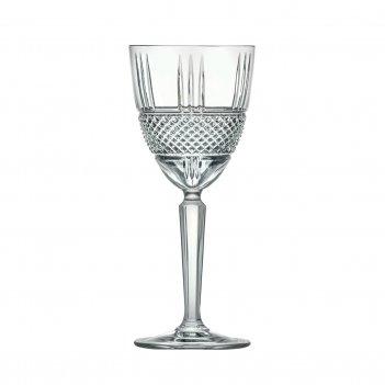 Набор бокалов для вина rcr brillante 250 мл (6 шт)