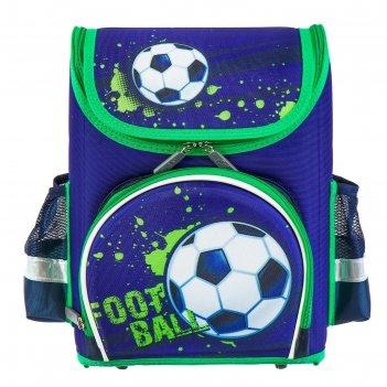Ранец каркасный foot ball
